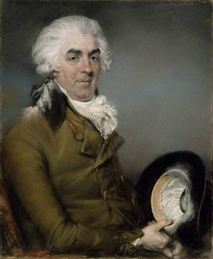 George de Ligne Gregory, 1793 (John Russell) (1746-1806) J. Paul Getty Museum, Los Angeles, CA 2001.77