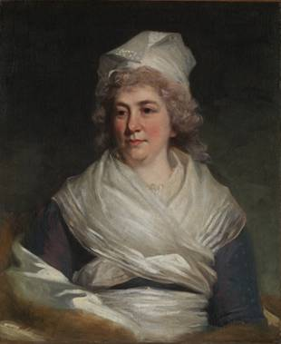 Mrs. Richard Bache, 1793 (John Hoppner) (1758-1810)  The Metropolitan Museum of Art, New York, NY    01.20