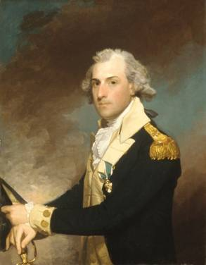 Matthew Clarkson, ca. 1794 (Gilbert Stuart) (1755-1828)   The Metropolitan Museum of Art, New York, NY 38.61