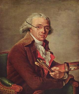 Francois Andre Vincent, ca. 1795 (Adelaide Labille-Guiard) (1749-1803) Location TBD