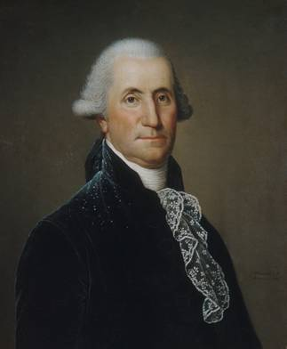 George Washington, 1795 (Adolph Ulrich Wertmuller) (1751-1811)  The Metropolitan Museum of Art, New York, NY    24.109.84