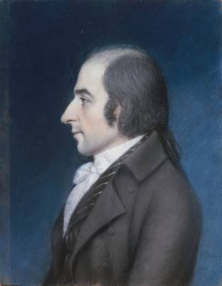 Albert Gallatin, ca. 1796 (James Sharples) (1751-1811)  The Metropolitan Museum of Art, New York, NY    08.144