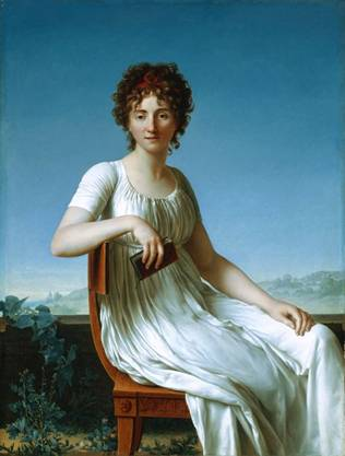 Constance Pipelet, 1797 (Jean-Baptiste-François Desoria) (1758-1832) The Art Institute of Chicago, IL    1939.533