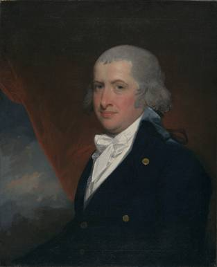 Joseph Anthony, Jr.,  ca. 1795-1798 (Gilbert Stuart) (1755-1828)   The Metropolitan Museum of Art, New York, NY    05.40.1