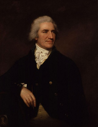John Smart, ca. 1797 (Unknown Artist)  National Portrait Gallery, London,  NPG 3817