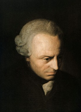 Immanuel Kant, ca. 1790 (Unknown Artist)   Location TBD