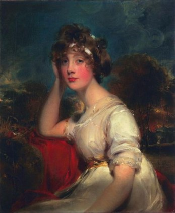 Lady Jane (Maitland) Long, 1793 (Thomas Lawrence) (1769-1830)   The Huntington, San Marino,  CA