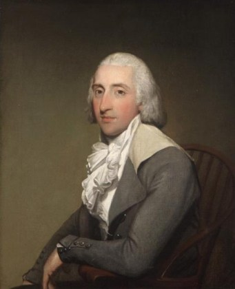 Lawrence Reid Yates, ca. 1793-6 (Gilbert Stuart) (1755-1828) The Huntington, San Marino  , CA