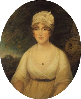 Mrs. Munroe, ca. 1797 (after John Hoppner) (1758-1810)   The Huntington, San Marino, CA