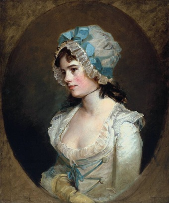 Mrs. Williams, ca. 1790 (John Hoppner) (1758-1810)   Tate Britain, London,  N05582