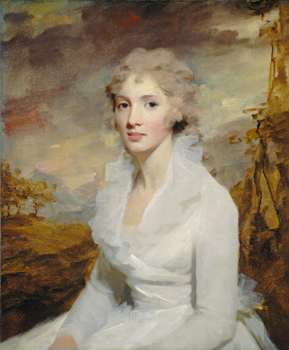 Ms. Eleanor Urquhart, ca. 1793 (Sir Henry Raeburn) (1756-1823)   National Gallery of Art, Washington, D.C.,  19347.1.101