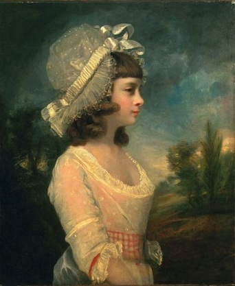 The Hon. Theresa Parker, later Lady Villiers, ca. 1790 (Sir Joshua Reynolds) (1723-1792) The Huntington, San Marino, CA