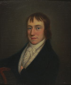 William Wordsworth, 1798 (William Shuter) (????-????)   Cornell University Wordsworth Collection, NY