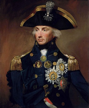Rear Admiral Horatio Nelson, 1800 (Lemuel Francis Abbott) (ca. 1760-1802)  National Maritime Museum, Greenwich, London, BHC2889