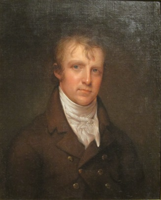 Andrew Caldwell, ca. 1805-1806 (Rembrandt Peale) (1778-1860) Seattle Art Museum, WA   89.184