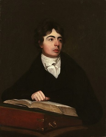 Robert Southey, 1800 (John James Masquerier) (1778-1855)   Location TBD