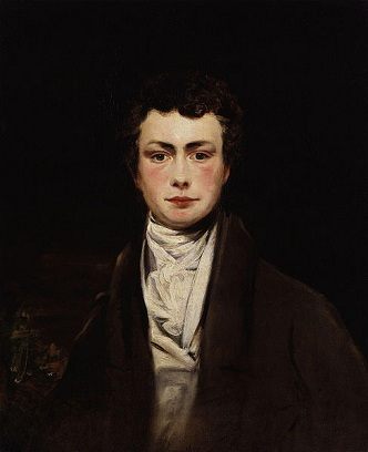 Thomas Moore, ca. 1805 (Unknown Artist)  National Portrait Gallery, London,  NPG 1340