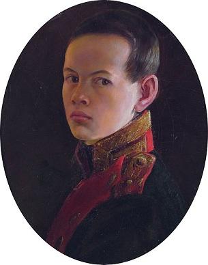 Alexander II, future Tsar of Russia, 1827 (George Dawe) (1781-1829) Sotheby's Sale N008826, Lot 577