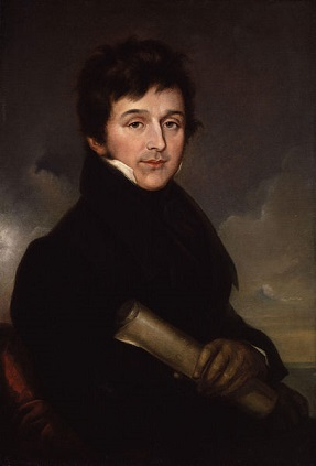 Charles Edward Horn, ca. 1825 (Peter Edward Stroehling) (1768-ca. 1826) National Portrait Gallery, London, NPG 5189