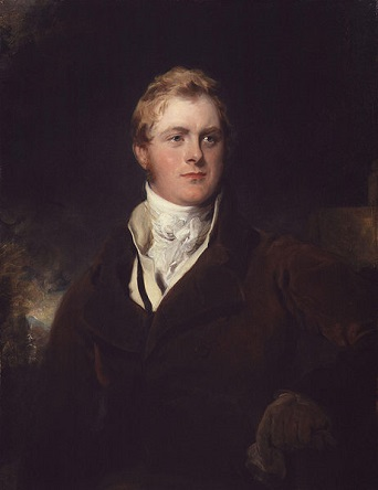 Frederick John Robinson, ca. 1824 (Sir Thomas Lawrence) (1769-1830) National Portrait Gallery, London NPG 4875