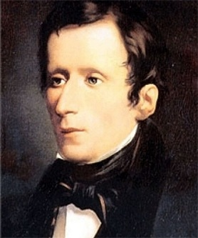 Giacomo Leopardi, ca. 1828 (Unknown Artist) Location TBD