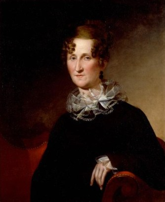 Ann Britton Cook, 1820 (James Peale) (1746-1831) The Huntington, San Marino, CA