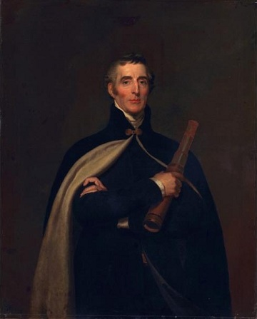 Field Marshall Arthur Wellesley, 1st Duke of Wellington, ca. 1820 (after Sir Thomas Lawrence) (1769-1830) The Huntington, San Marino, CA