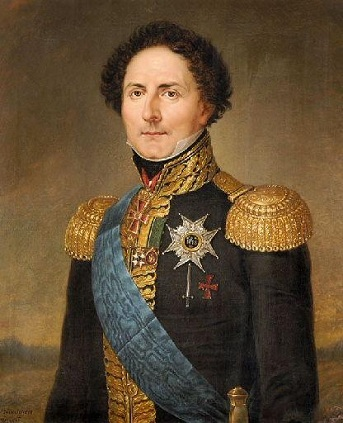 Charles XIV John, King of Sweden and Norway, ca. 1829 (Carl Wilhelm Nordgren) (1804-1857) Musée des beaux-arts de Pau, Aquitaine