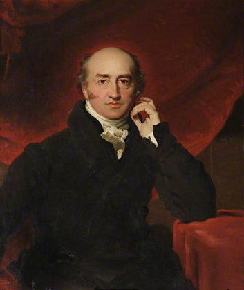 George Canning, 1822 (Sir Thomas Lawrence) (1769-1830) Private Collection