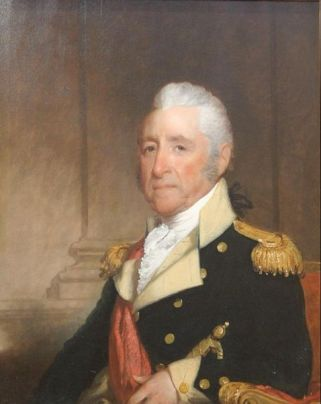 John Brooks, 11th Governor of Massachusetts, ca. 1820 (Gilbert Stuart) (1755-1828) Honolulu Museum of Art, HI