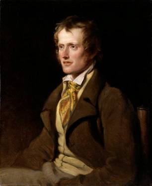 John Clare, 1820 (William Hilton) (1786-1839) National Portrait Gallery, London NPG 1469