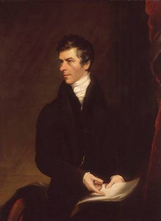 Henry Brougham, 1st Baron Brougham and Vaux, (copy?) 1821 (James Lonsdale) (1777-1839) National Portrait Gallery, London NPG 361