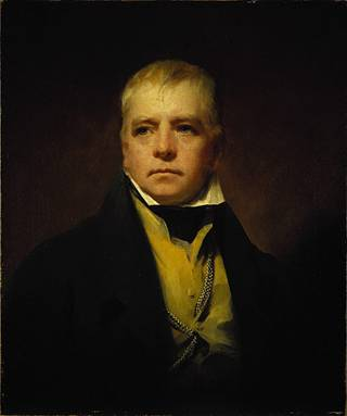 Sir Walter Scott, ca. 1822 (Henry Raeburn) (1756-1823) Location TBD