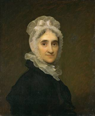 Elizabeth Albree (Brooks), ca. 1823 (James Frothingham) (1786-1864) Worcester Art Museum, MA 1918.3