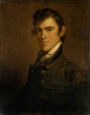 John Grimes, ca. 1824 (Matthew Harris Jouett) (1788-1827) The Metropolitan Museum of Art, New York, NY 95.23