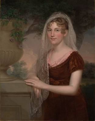 Anna Claypoole Peale, ca. 1825 (James Peale) (1749-1831) Museum of Fine Arts, Boston, MA 2006.1926