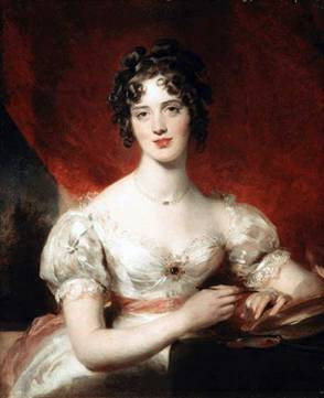 Mary Anne Bloxam (Mrs. Hemming), ca. 1824-1825 (Thomas Lawrence) (1769-1830) Kimbell Art Museum, Fort Worth, TX 1963.02