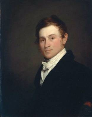 Nathaniel West, Jr., ca. 1820-1826 (James Frothingham) (1786-1864) Museum of Fine Arts, Boston, MA 1984.879