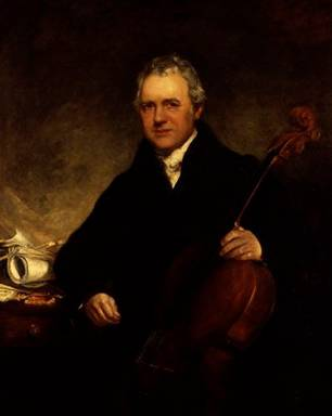 Robert Lindley, 1826 (William Davison) (fl. 1813-1843) National Portrait Gallery, London NPG 1952