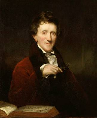 Sir John Soane,1828 (John Jackson) (1778-1831) National Portrait Gallery, London NPG 701