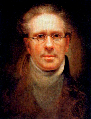 Self Portrait, ca. 1828 (Rembrandt Peale) (1778-1860) Location TBD