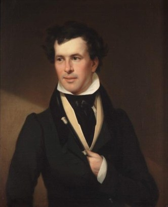 John Pendleton Kennedy, ca. 1825 (Philip Tilyard) (1787-1827) The Huntington, San Marino, CA