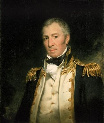 Captain Peter Heywood, 1822 (John Simpson) (1782-1847) National Maritime Museum, Greenwich, London, UK, BHC 2766