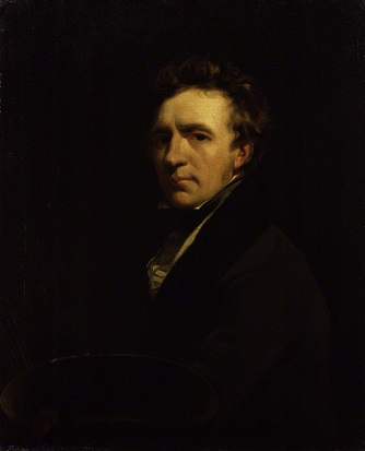 Self-Portrait, ca. 1823 (John Jacskon) (1778-1831) National Portrait Gallery, NPG 443