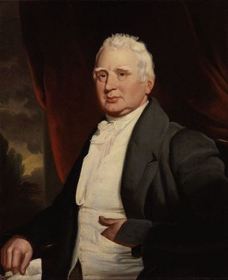 William Cobbett, ca. 1831  (possibly by George Cooke) (1793-1849)  National Portrait Gallery, London,  NPG 1549