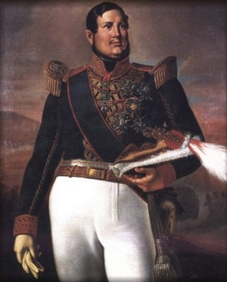 Ferdinand II, King of the Two Sicilies, ca. 1835 (Unknown Artist)  Location TBD