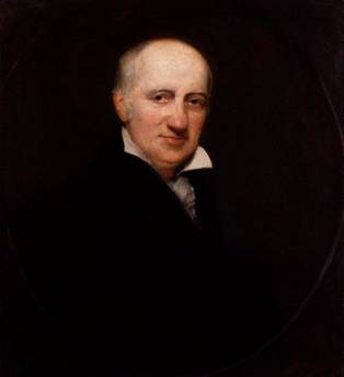 William Godwin, 1830 (Henry William Pickersgill) (1782-1875) National Portrait Gallery, London   NPG 411