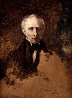 William Wordsworth,  1831  (William Boxall) (1800-1879)   National Portrait Gallery, London   NPG 4211