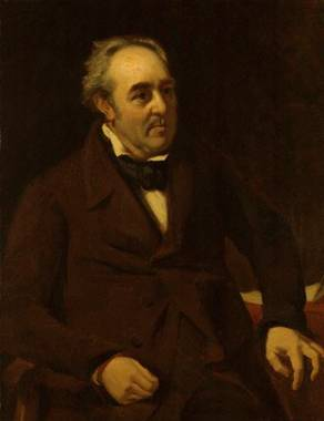 Walter Savage Landor, 1839 (William Fisher) (??-??)   National Portrait Gallery, London   NPG 236