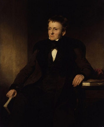 Thomas de Quincey, ca. 1845 (Sir John Watson Gordon) (1788-1864) National Portrait Gallery, London, NPG 189